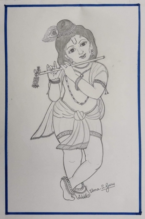 Inspiration Murugan Pencil Drawing Lessons Easy Lord Murugan Pencil Drawing | Dedemax Picture