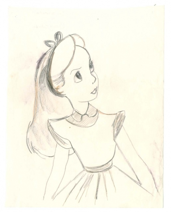 Inspiration Pencil Drawings Of Disney Characters Lessons Sketch Disney Characters At Paintingvalley | Explore Collection Picture