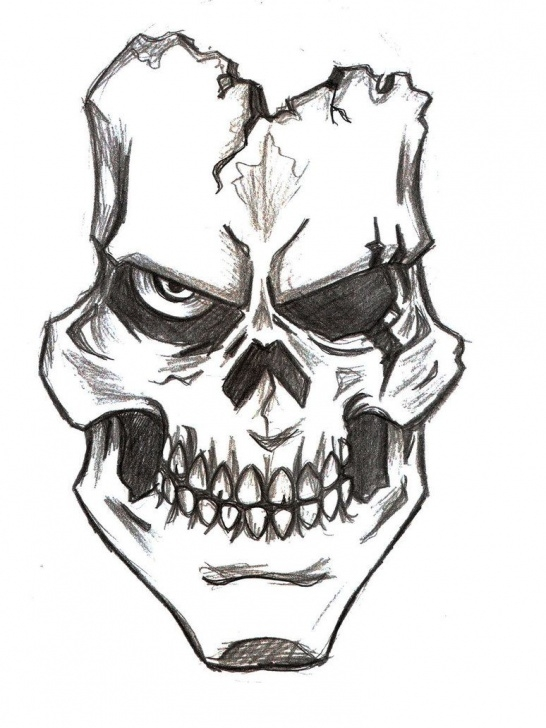 Inspiration Pencil Drawings Skulls Free Assassin Skull Drawings - Bing Images … | Art In 2019… Image