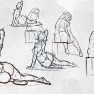 Inspiration Pencil Figure Drawing Courses Draw A Figure In Under Five Minutes | Creative Bloq Image