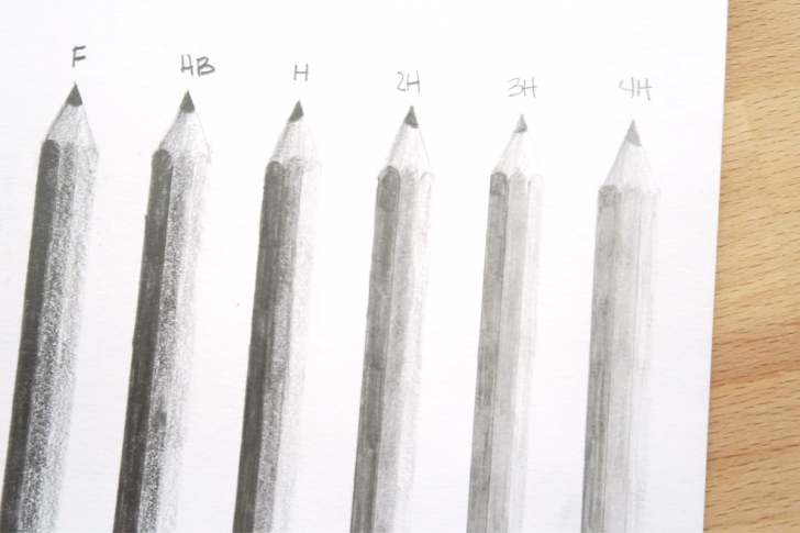 Inspiration Pencil Shades Lightest To Darkest Simple Value Scale Using Tombow Mono Drawing Pencils - Tombow Usa Blog Photo