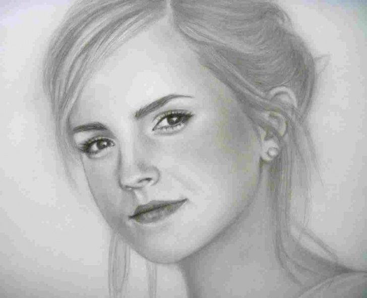 Inspiration Pencil Shading Face for Beginners Drawing-Face-Shading-To-Draw-A-Wikihowrhwikihowcom-Girls-Sketches Photo