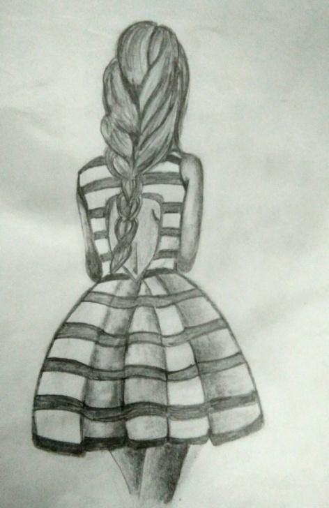 Inspiration Sad Girl Pencil Drawing for Beginners Sad Girl Pencil Sketch | Pencil Sketches | Sad Girl Drawing, Sad Image