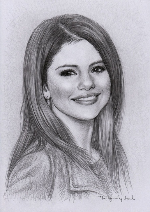 Inspiration Selena Gomez Pencil Drawing for Beginners Selena Gomez Pencil Sketch And How To Draw Selena Gomez - Google Picture