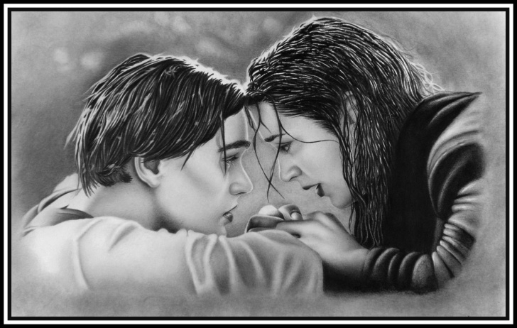 Inspiration Titanic Pencil Drawing Tutorials Titanic Pencil Sketch And Pencil Sketch Of Titanic Pencil Sketch Of Images