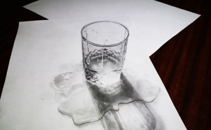 Inspiring 3D Pencil Sketch Drawing Techniques 30 Incredible Examples Of 3D Pencil Drawings - Blazepress Pictures