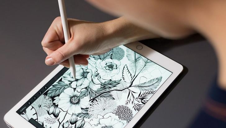 Inspiring Apple Pencil Artwork Simple 9 Great Artworks Drawn Using The Apple Pencil - Digital Arts Image