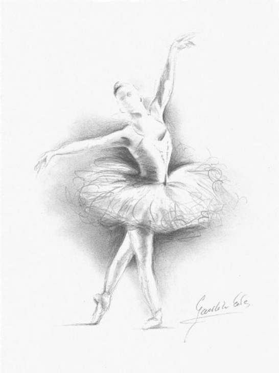 Inspiring Ballerina Pencil Drawing Techniques Print Of Ballerina, Print Of Sketch, Print Of Drawing, Graphite Ballerina,  Ballet Dancer, Ballerina Wall Art, Girl Room Decor, Gift For Her Picture