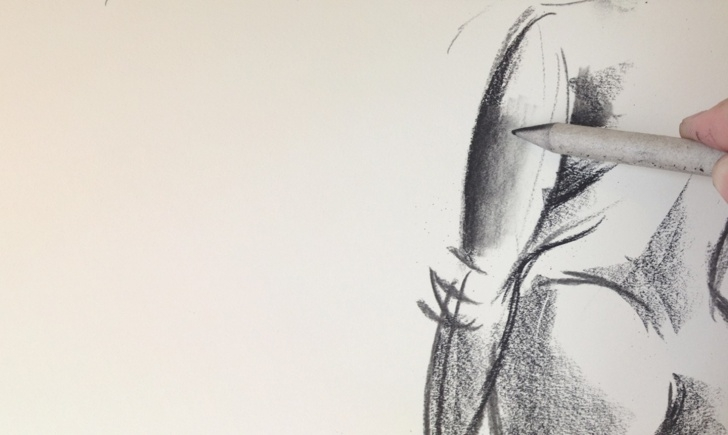Inspiring Charcoal Art For Beginners Free How To Draw With Charcoal: A Tutorial Pictures