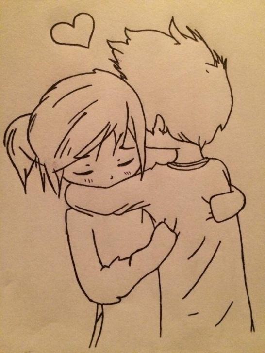 Inspiring Cute Couple Sketches Free Resultado De Imagen Para Couples Draw | Boredom In 2019 | Cute Images