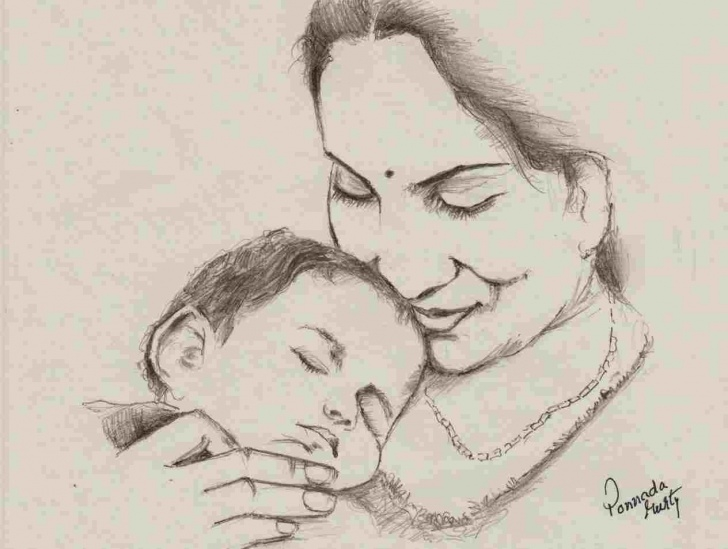 Inspiring Heart Touching Pencil Sketches Easy Heart-Touching-Pencil-Drawing-Rhslycom-Cute-Love-S-Art-Hd-Romantic Photos