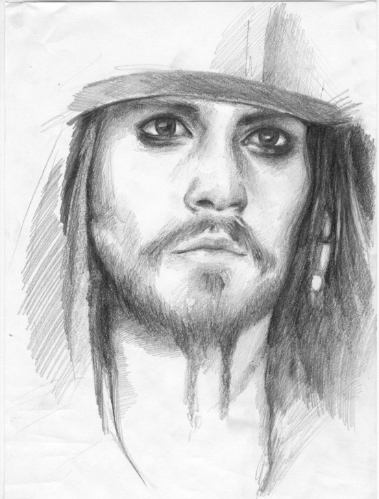 Inspiring Jack Sparrow Pencil Sketch Ideas Captain Jack Sparrow | Art Work In 2019 | Jack Sparrow Drawing Pictures