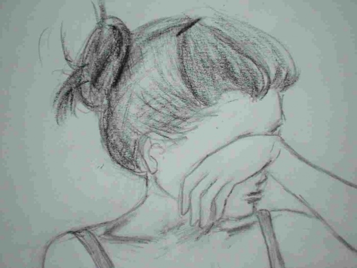 Inspiring Sad Love Sketch Free Images With Sadness Breakup Sad Love Pencil Rhcreativedrawingnet Photos