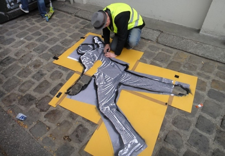 Inspiring Stencil Street Artists for Beginners 10 Stencil Artists | Widewalls Picture