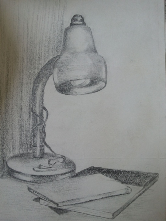 Inspiring Still Life Drawings In Pencil With Shading Easy Live Sketch, Charcoal Shading   My Sketch In 2019   Pencil Drawings Pic