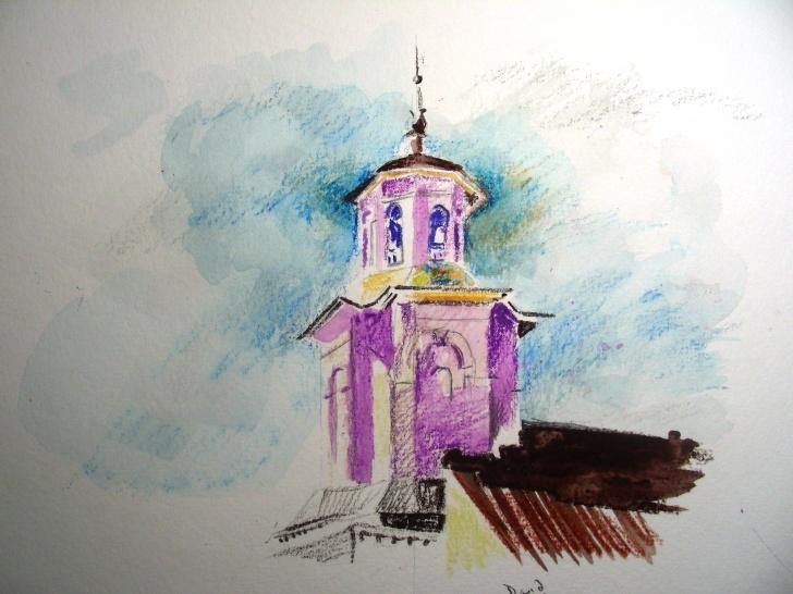 Inspiring Watercolor Sketch Pencil Tutorial Watercolor Pencil | Recollections 54 The Art Of David Tripp Picture
