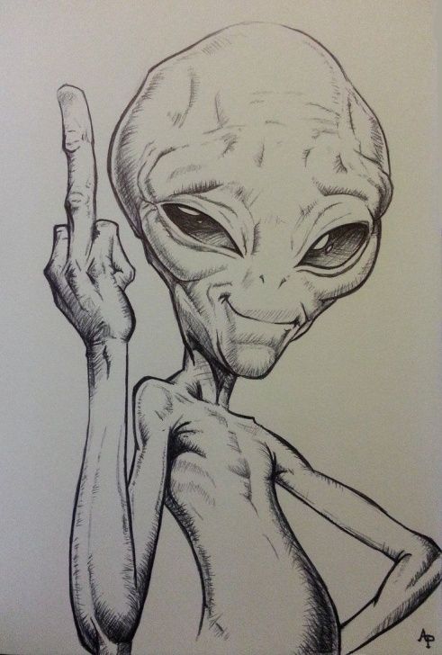 Interesting Alien Pencil Drawing Courses Paul Film - Google Search #aliens | Draws In 2019 | Art Drawings Photo