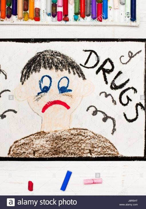 Interesting Anti Drug Drawing Ideas Drug Abuse Drawing Stock Photos & Drug Abuse Drawing Stock Images Pic