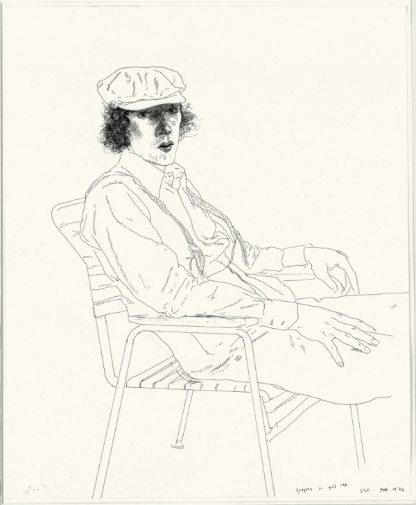 Interesting David Hockney Pencil Drawings Free David Hockney Artists Agent, Exhibition, Photocollage In New York Images