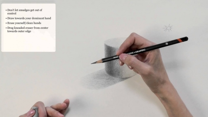 Interesting Easiest Pencil To Erase Ideas How To Prevent Smudges While Using Graphite Pencils Images