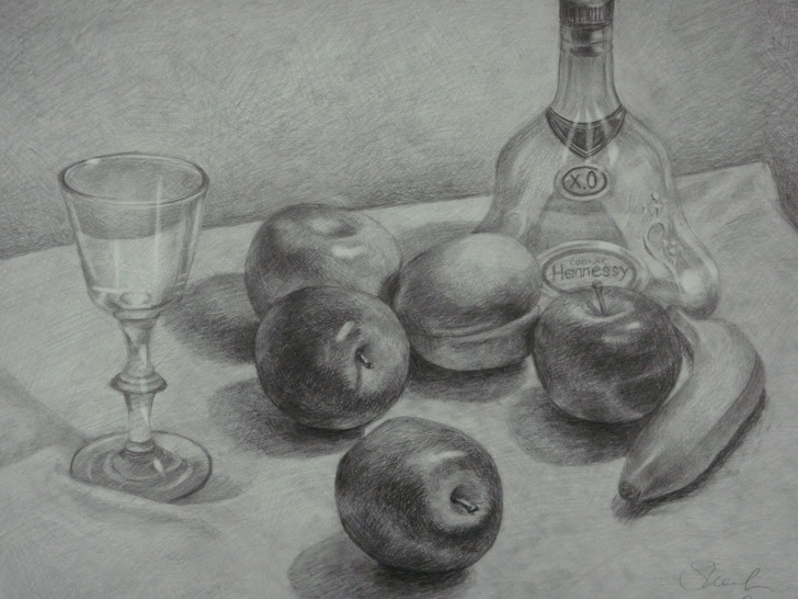 Interesting Famous Observational Drawing Artists Techniques Still Life Drawing Artists At Paintingvalley | Explore Pics