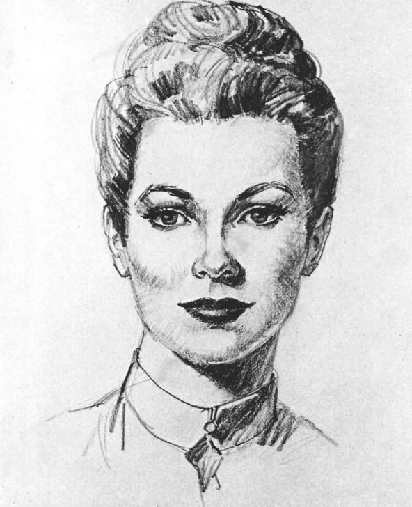 Interesting Human Portrait Drawing Easy Human Face Sketch Drawing And Human Face Sketches - Portrait Drawing Pics