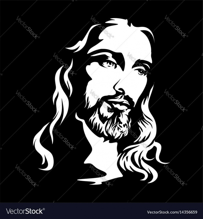 Interesting Jesus Stencil Art Techniques for Beginners Pin By Kenny Adamson On Black,out | Jesus Face, Christ, Jesus Christ Pictures