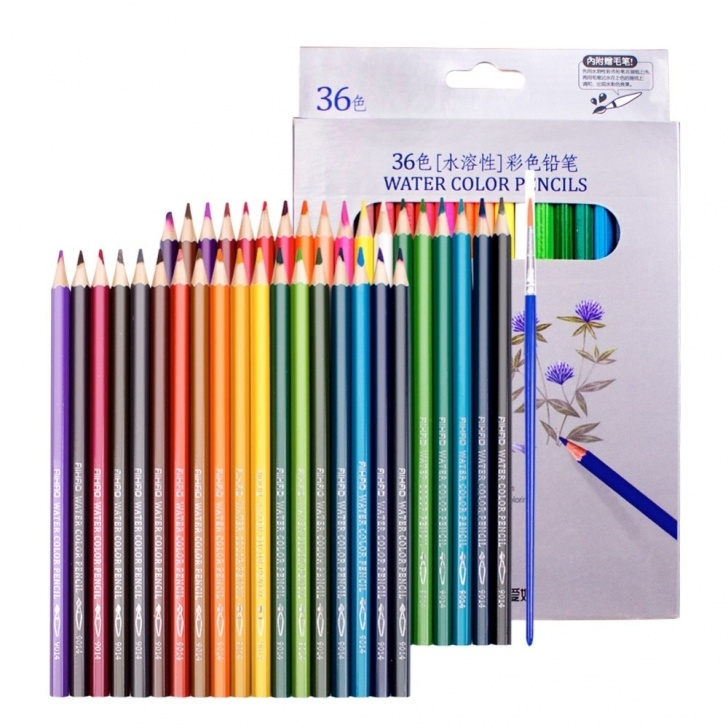 Interesting Oil Pencil Drawing Tutorial Us $13.08 10% Off 24/36/48/72 Marco Raffine Colored Pencils Drawing Pencil  Oil Base Non Toxic Pencils Set For Artist/art Fan/colouring Lover On Photo