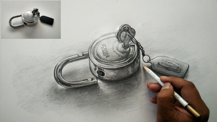 Interesting Pencil Drawings Of Objects Simple How To Draw Basic Object Drawing And Shading With Pencil | Live Pencil Art Images