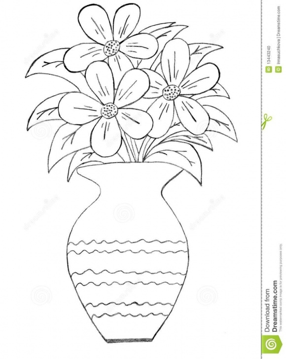 Interesting Pencil Sketch Of Flower Pot Tutorials 8+ Amazing Pencil Drawings Of Flowerpot Photos - Flower Drawing Photos