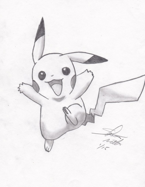 Interesting Pokemon Drawings In Pencil Easy Easy Pokemon Pencil Drawing At Paintingvalley | Explore Collection Of Pic