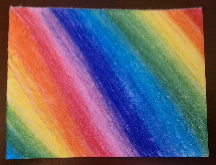Interesting Rainbow Pencil Drawing Tutorials Rainbow Drawing Photo