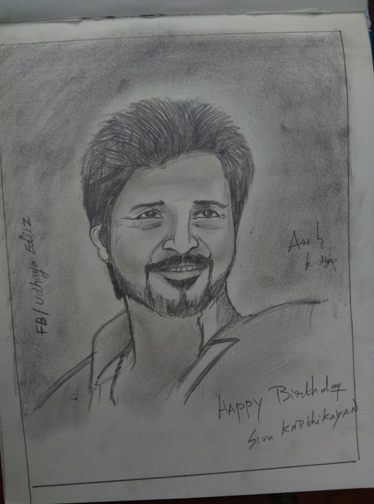 Interesting Sivakarthikeyan Pencil Drawing Step by Step Sivakarthikeyan Pencil Drawing - Album On Imgur Pictures