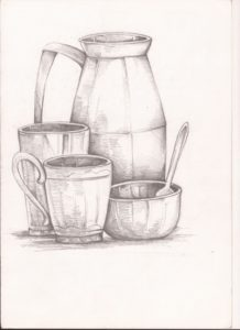 Interesting Still Life Sketch Drawing Ideas Still Life Sketching With Pencil. For Sale. If Interested Let Me Pictures