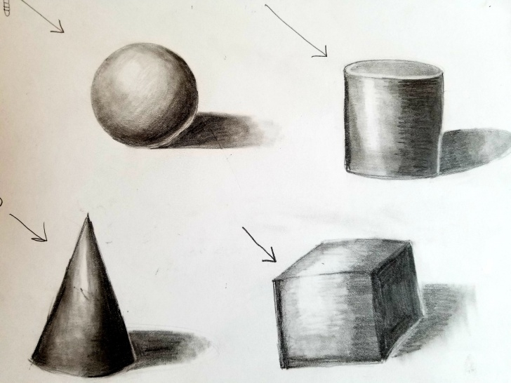 Learn Basic Pencil Shading for Beginners Drawing Daze | Online Art Classes With Karen Campbell | Pencil Pictures
