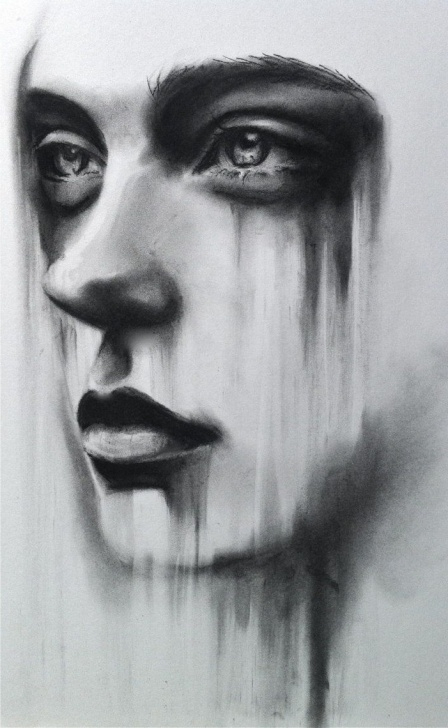 Learn Charcoal Art For Beginners Tutorial Charcoal Sketches At Paintingvalley | Explore Collection Of Photos
