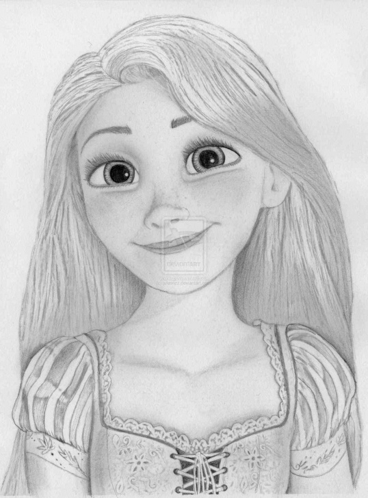 Learn Disney Princess Pencil Sketch Tutorial Disney Princess Pencil Sketch At Paintingvalley | Explore Photos