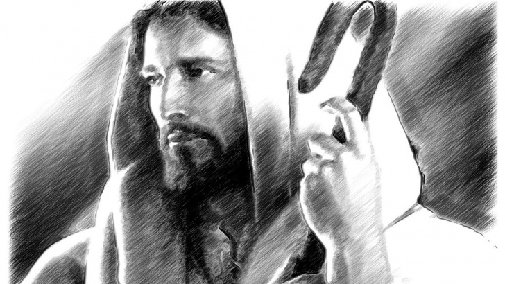 Learn Jesus Painter Pencil Drawings Courses Amazing Jesus Christ Sketch Art You Wouldn't Believe It's Pencil! Picture