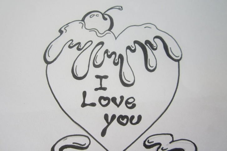Learn Love Sketches Easy for Beginners Easy Love Sketches At Paintingvalley   Explore Collection Of Pictures