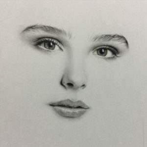Learn Pencil Art Girl Face Free Female Face Sketch Images At Paintingvalley   Explore Collection Photos