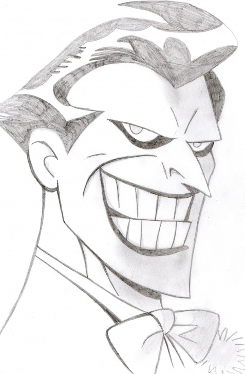 Learn Pencil Drawings Of Cartoon Characters Tutorial Related Image | Cartoons In 2019 | Joker Drawings, Easy Cartoon Photo