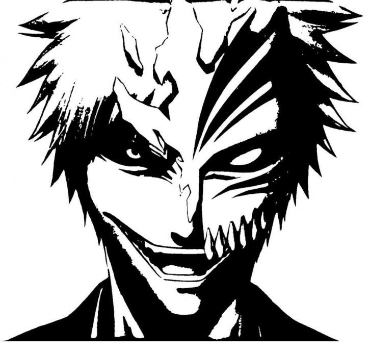 Learning Anime Stencil Art Techniques for Beginners Plantillas De Anime (Stencil) (^0^)/ | •anime• Amino Pics