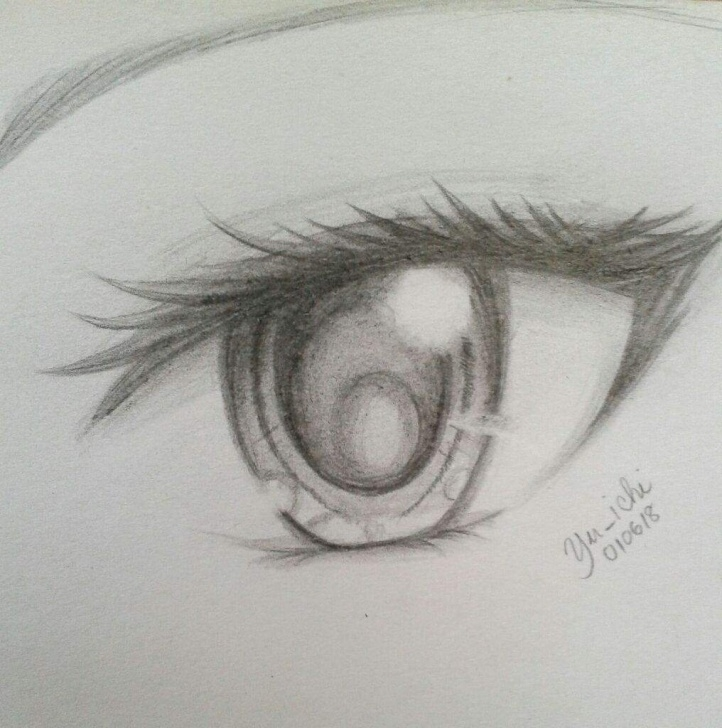 Learning Art Using Pencil Free Simple Eye Tutorial Using Pencils | Anime Art Amino Pictures