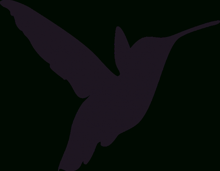 Learning Bird Carving Patterns Free Techniques for Beginners Hd Silhouette Hummingbird Bird - Hummingbird Pumpkin Carving Picture