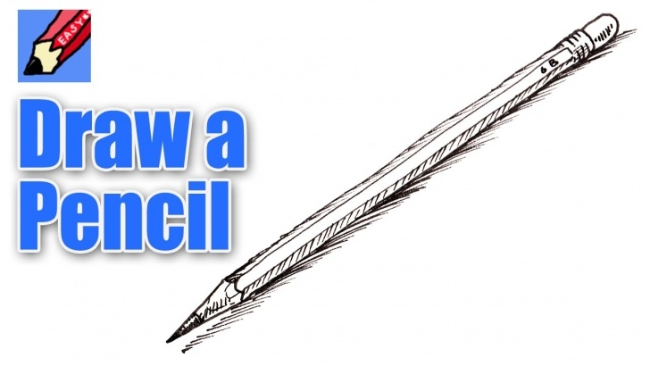 Learning Draw A Pencil Ideas How To Draw A Pencil Real Easy Image