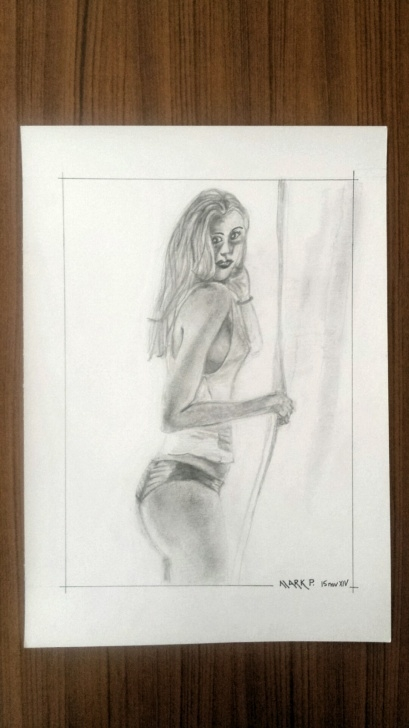 Learning Good Morning Pencil Sketch Free Good Morning Beautiful!' | Doodartx Picture