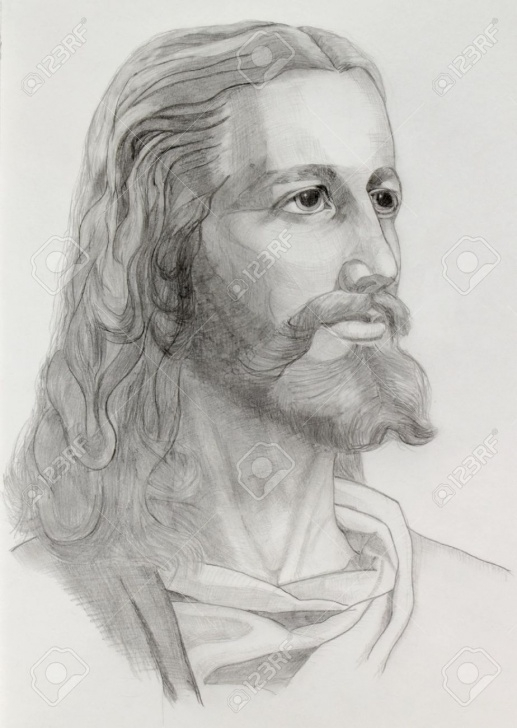Learning Jesus Laughing Pencil Drawings Free Black Jesus Sketch At Paintingvalley | Explore Collection Of Image