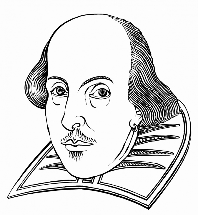Learning Pencil Sketch Of William Shakespeare Tutorial William Shakespeare Sketch At Paintingvalley | Explore Pictures