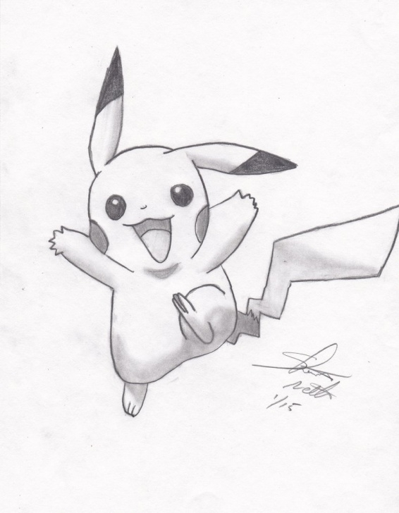 Learning Pikachu Pencil Drawing Courses Pikachu Sketch Drawing At Paintingvalley | Explore Collection Of Image