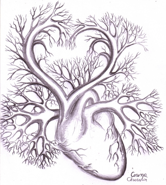 Marvelous Beautiful Pencil Drawings Of Love Courses Free Pencil Art Love Heart, Download Free Clip Art, Free Clip Art On Image